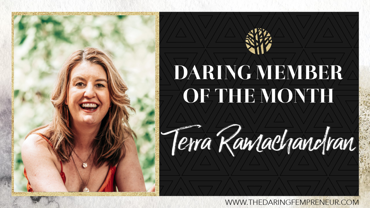 Terra is a life coach, entrepreneur, amazing writer, and empathic cheerleader for the REAL you!  She is the founder and CEO of Soulfire Shift, a business dedicated to helping women stop making compromises and selling themselves out so that they can live the life their soul is longing to live.