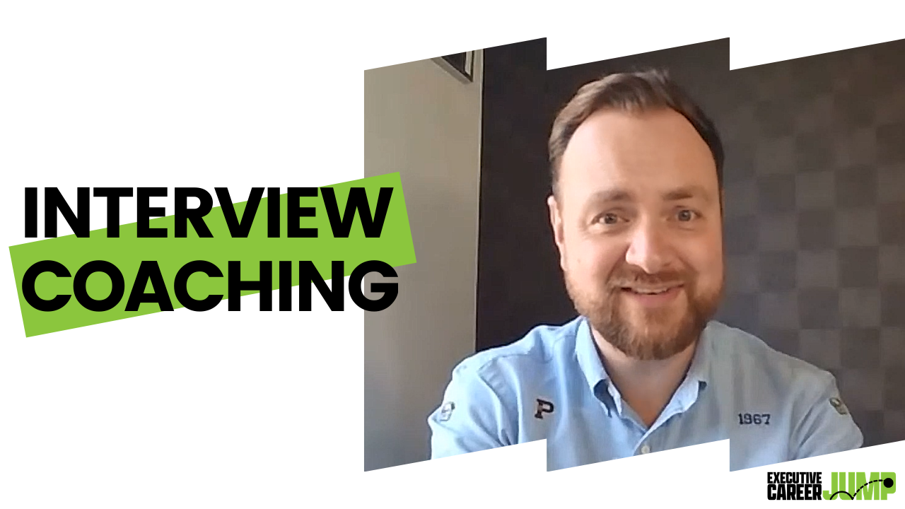Interview Coaching vlog