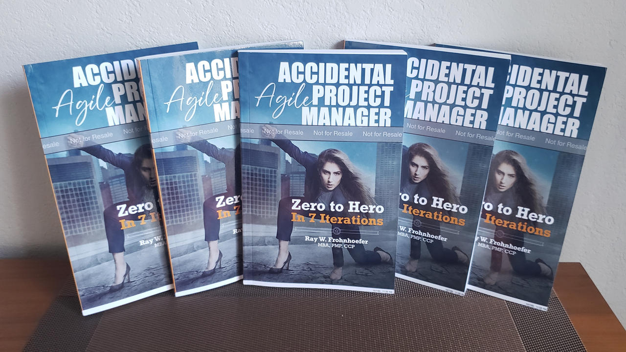 Introducing Siwan Sero, Accidental Agile Project Manager
