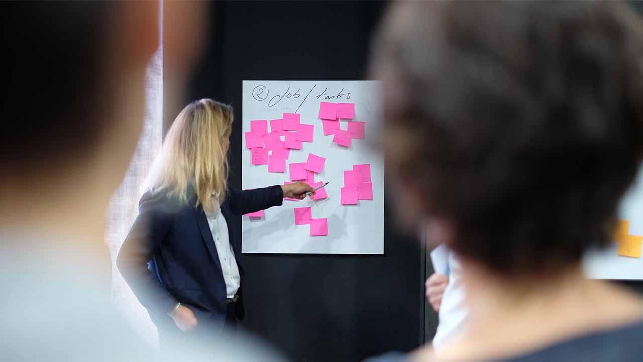 Project Leaders Tailor Agile