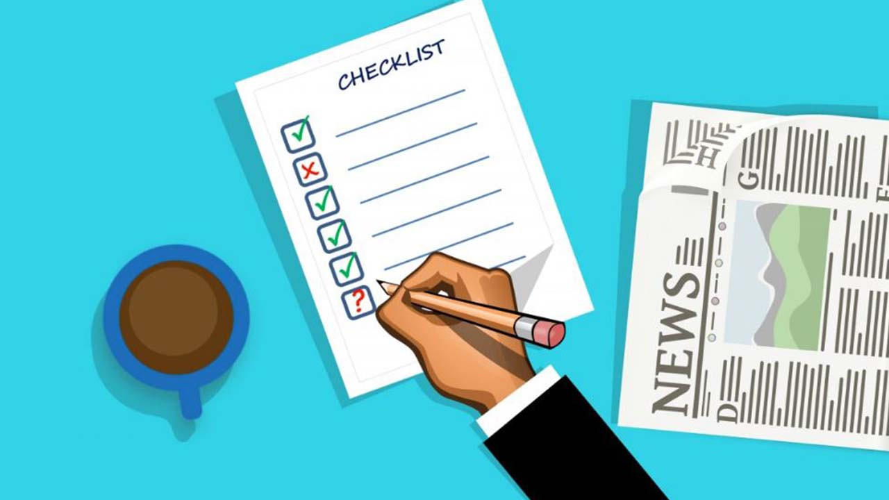 Checklist to Avoid Project Chaos