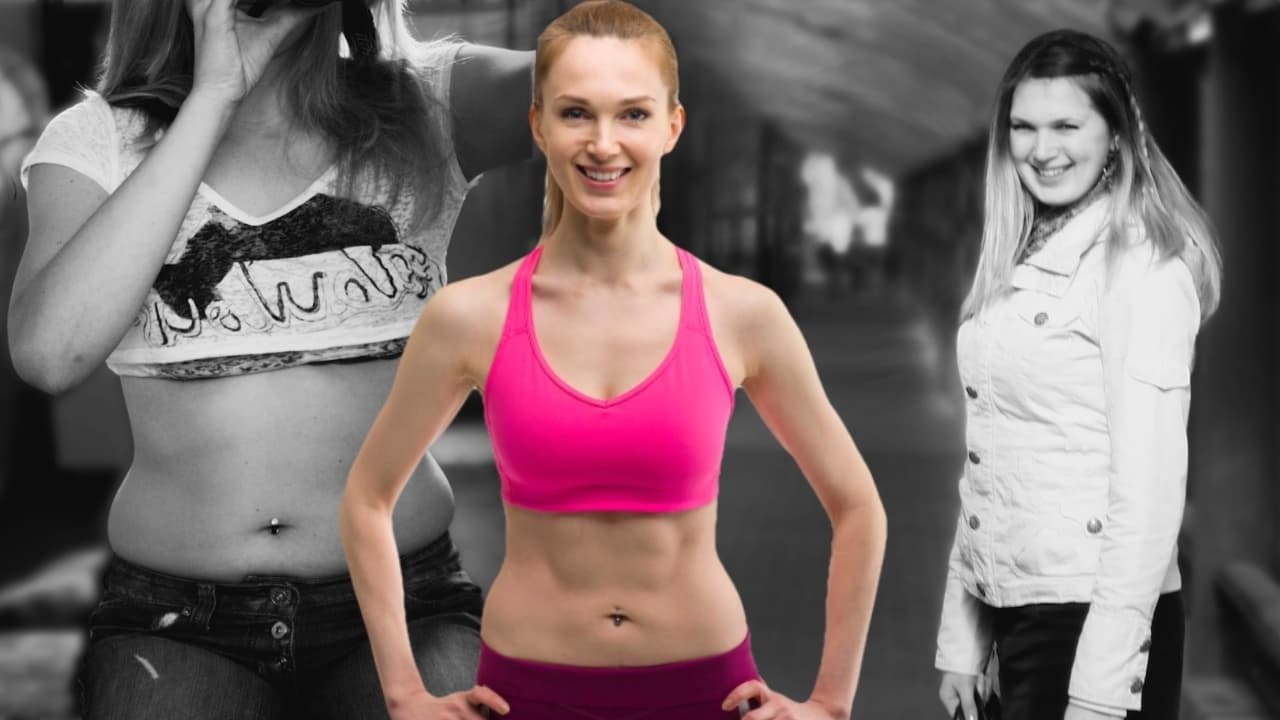 Моя личная история: лишний вес, живот, питание, спорт