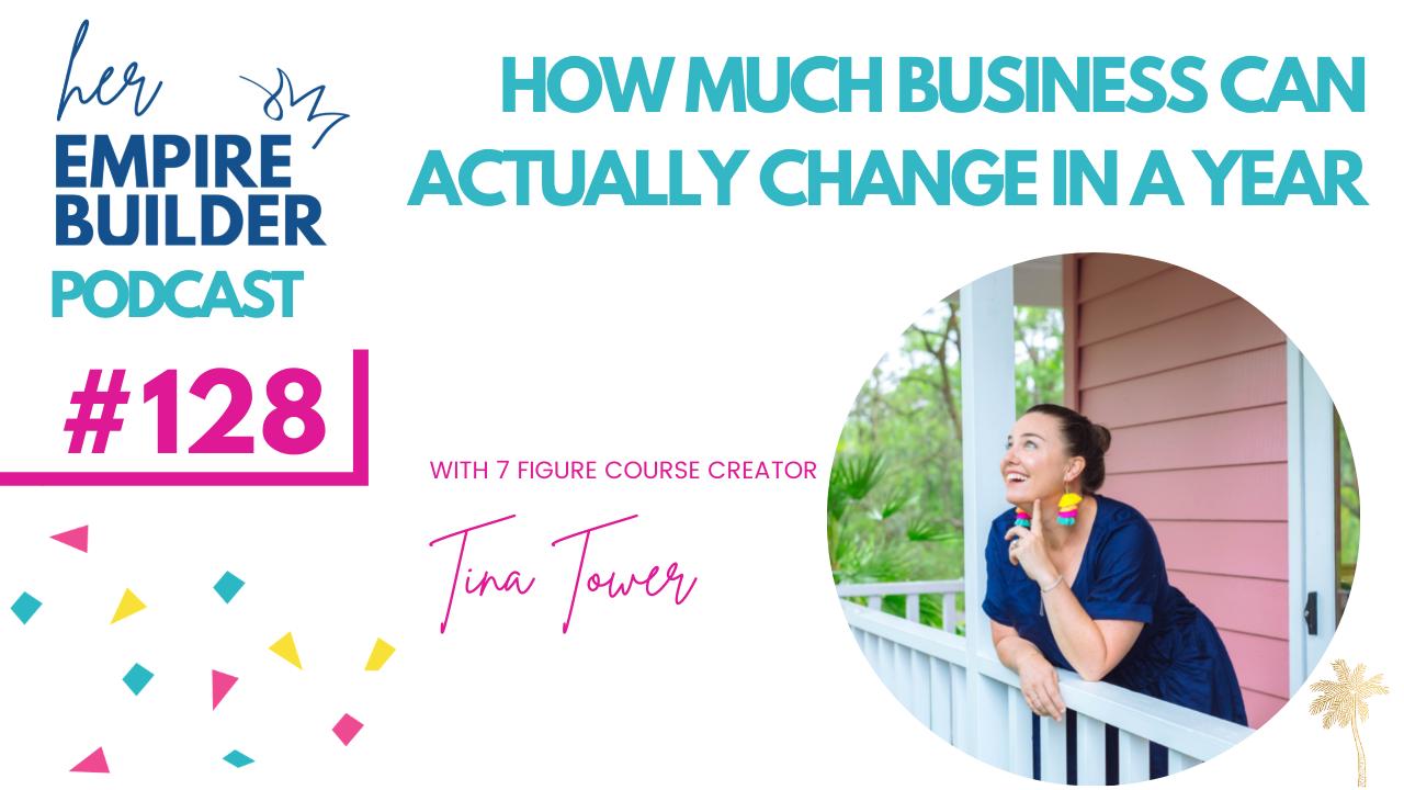 Tina Tower Her Empire Builder Podcast