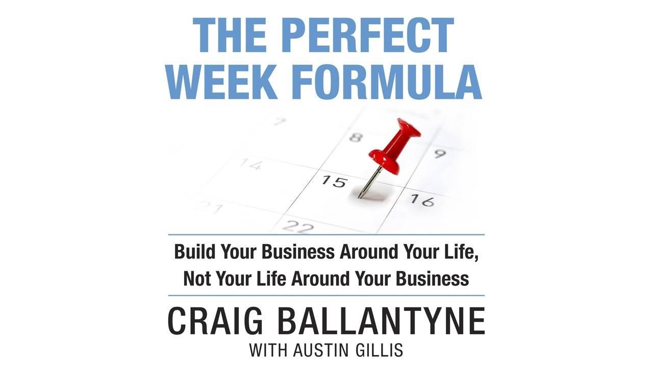 Perfect Week Formula