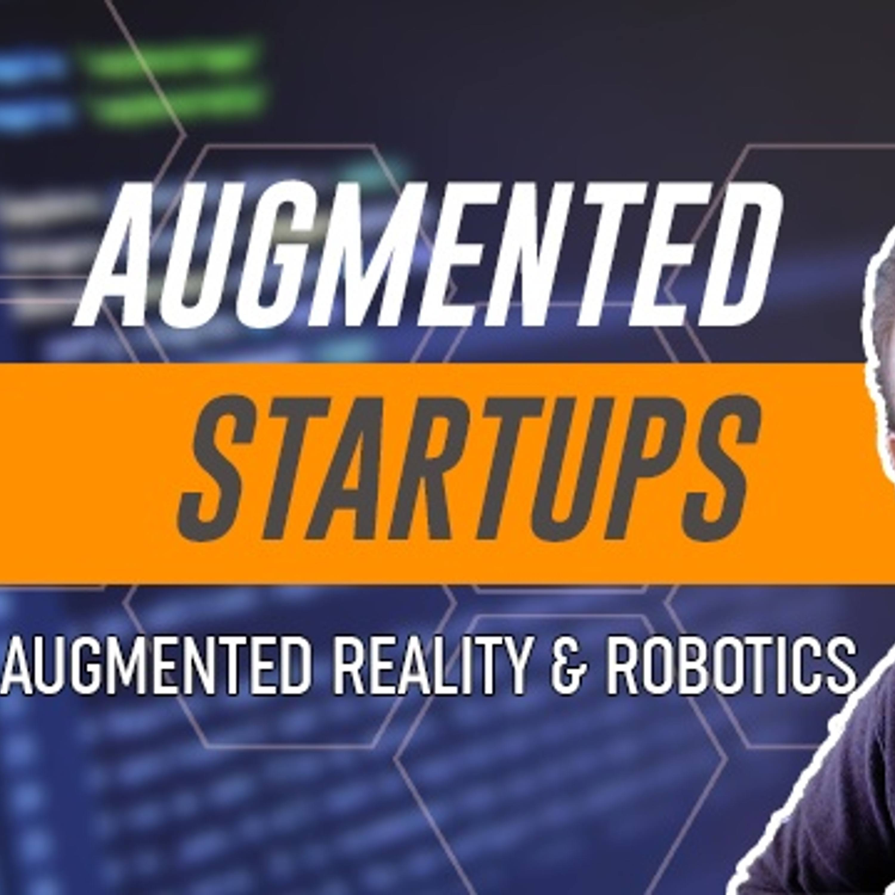 Augmented Startups - Computer Vision and AI Podcast