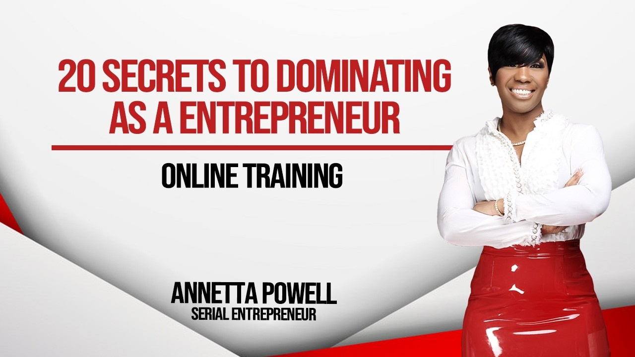 Fwfi3rditocuujbq5ixy 1280x720 20 secrets to dominating as a entrepreneur