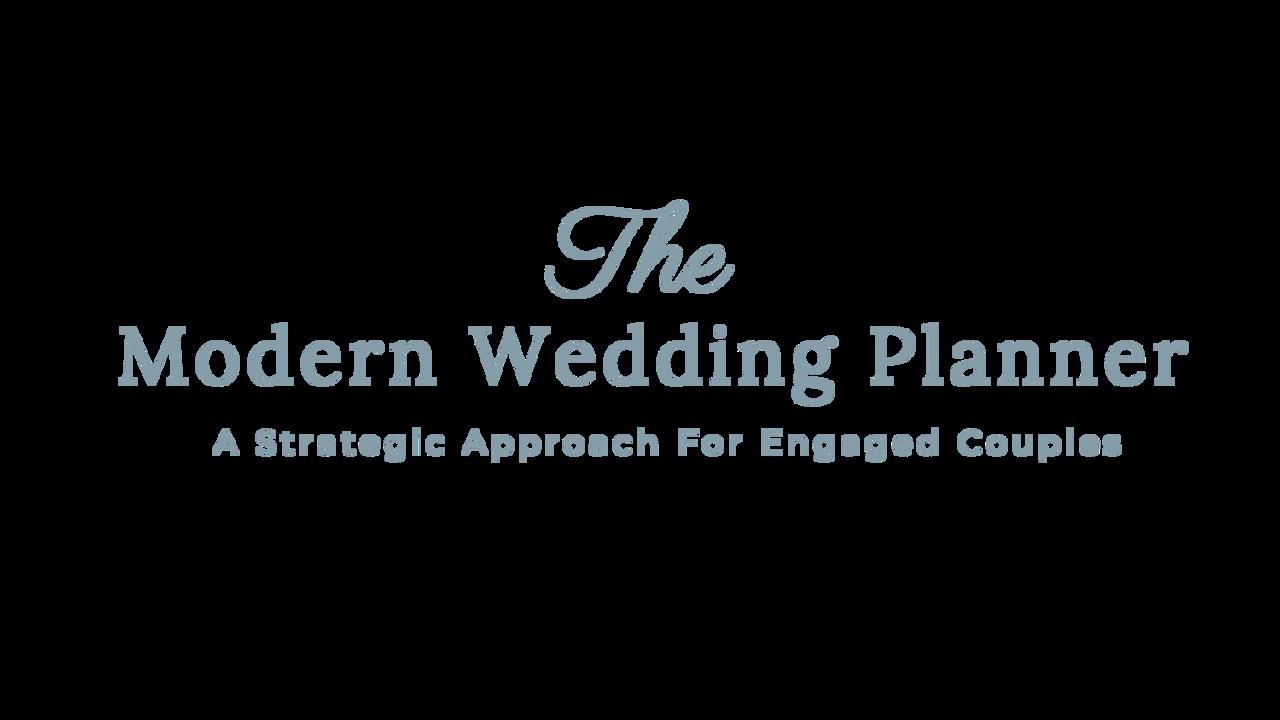 Pubttppthozq9oyp2fqn the modern wedding planner logo