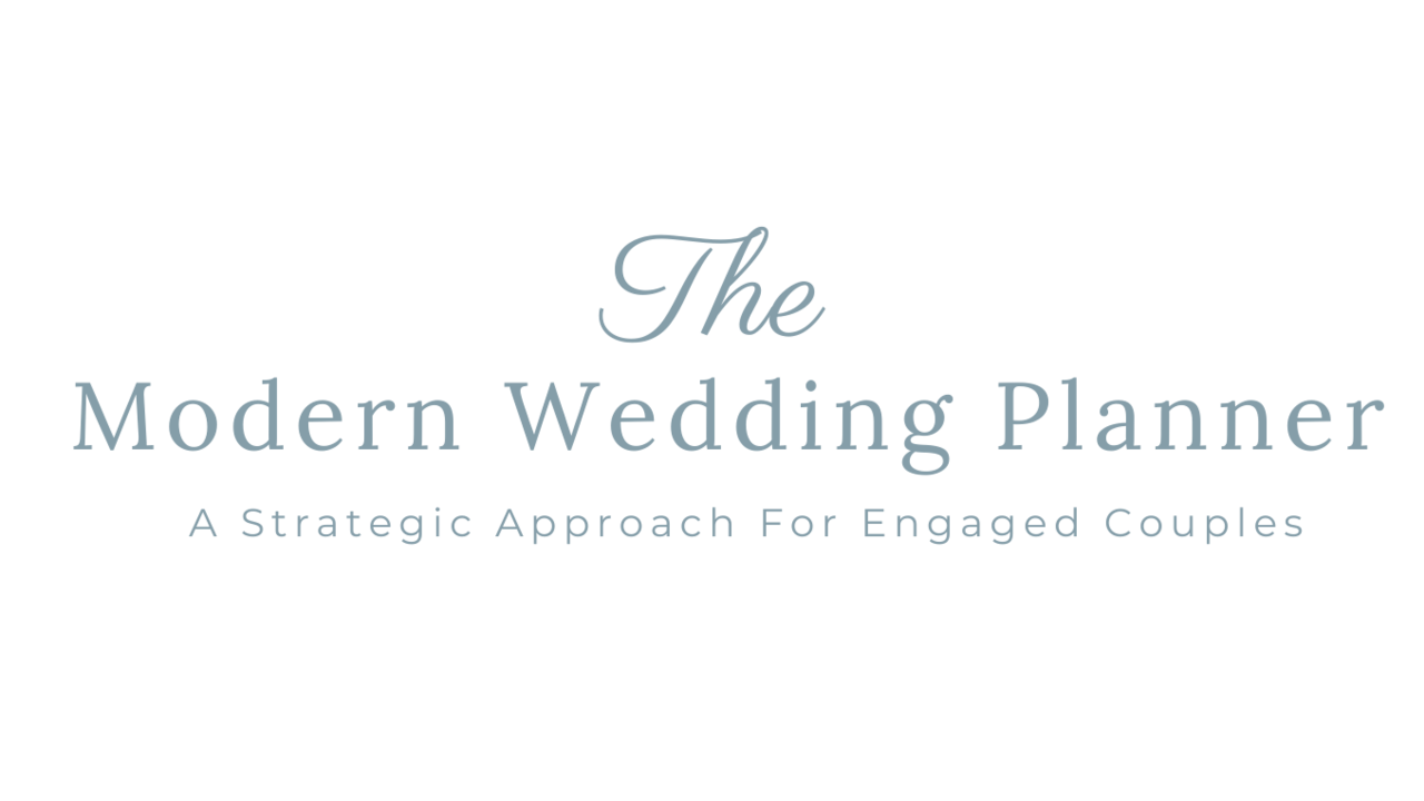 To9ijqyt5unejugaaynw the modern wedding planner logo