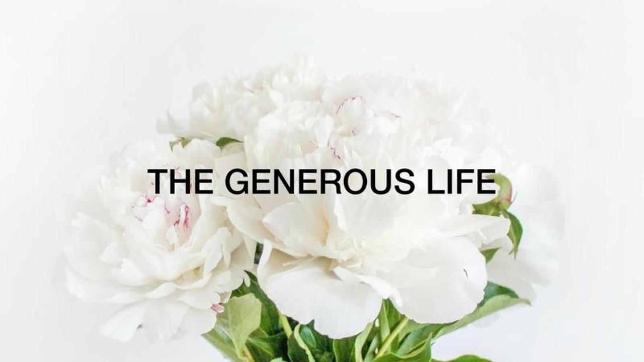 Enutecelsn2ukodrckl5 the generous life art now