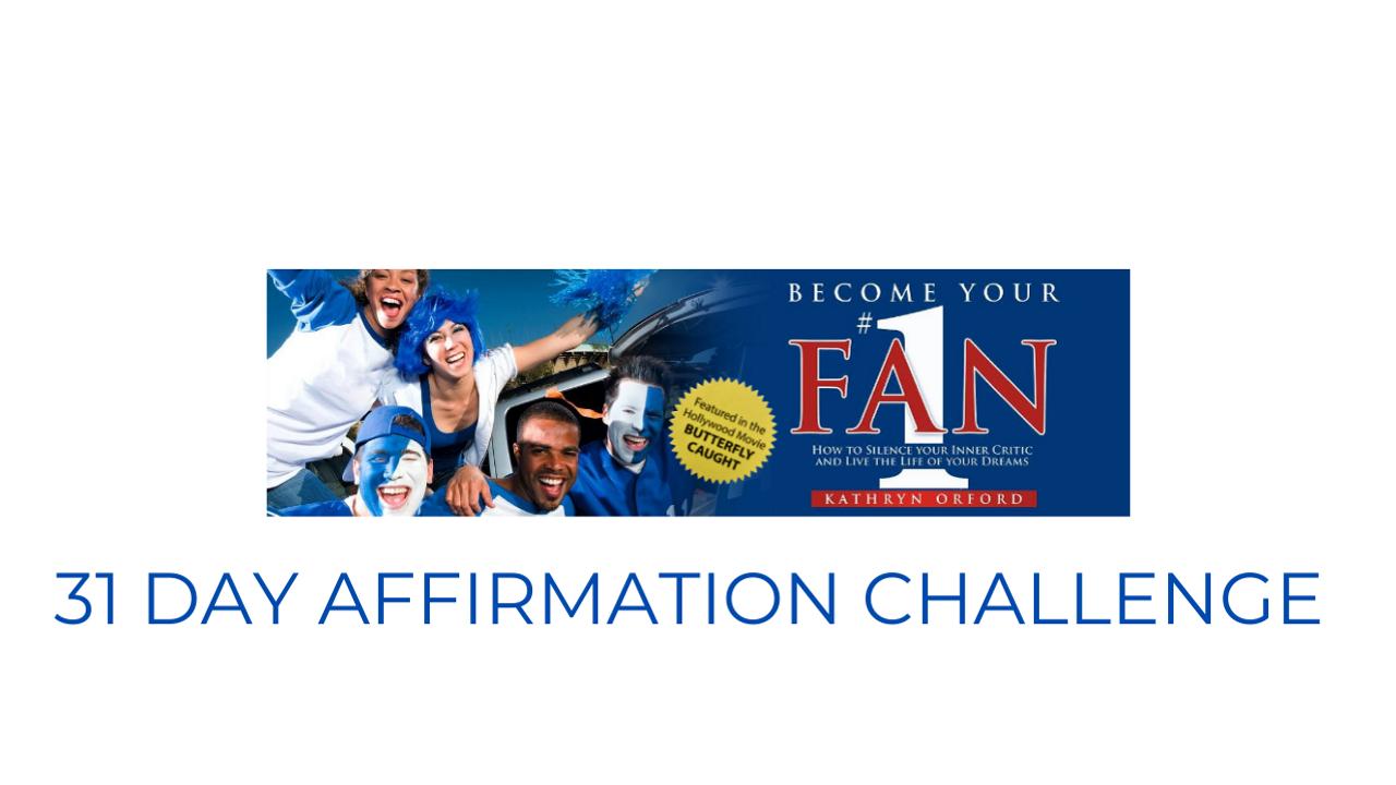 Jfvn2syssko3xchoqytg 31 day affirmation challenge