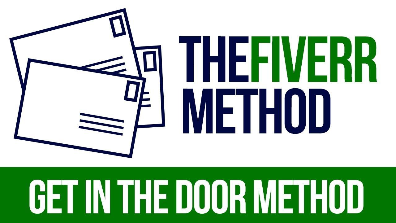 S3jyhyznthfyczrf44dx the fiverr method