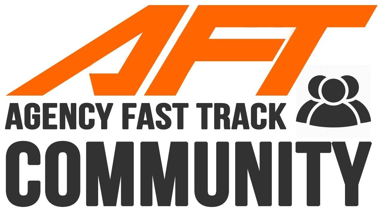 Wzhgvfarreinj8j2hy6a aft agency fast track community logo