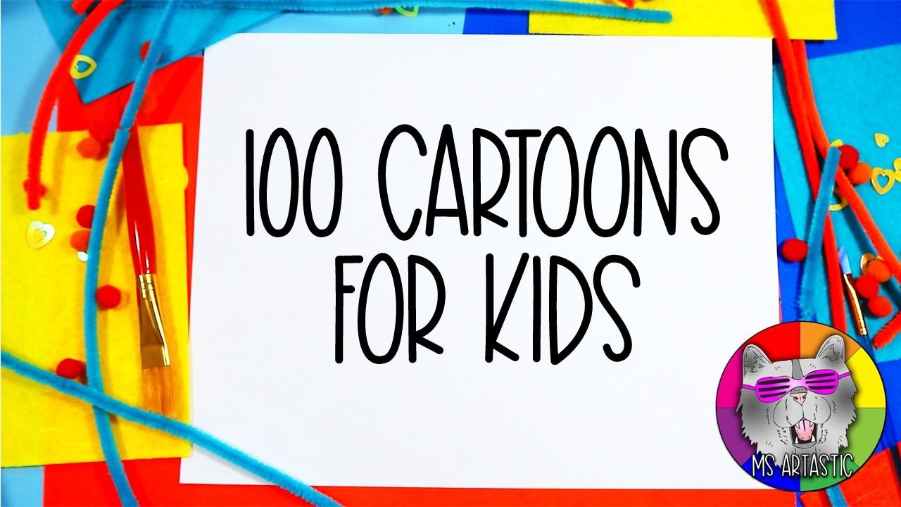 Uyi9sn1slsn9k6gpz2ow 100 cartoons cover