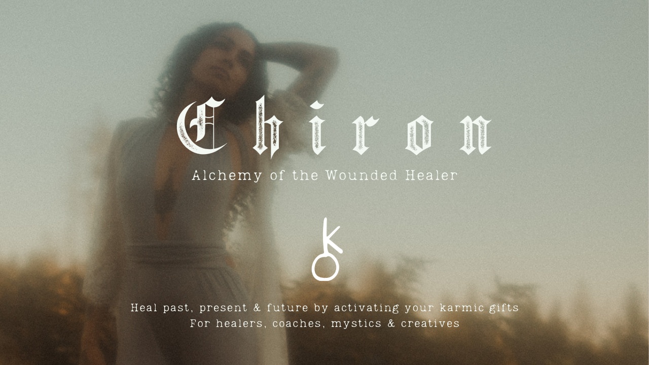 Amskugqwroen4r3nxwyq chiron alchemy of the wounded healer