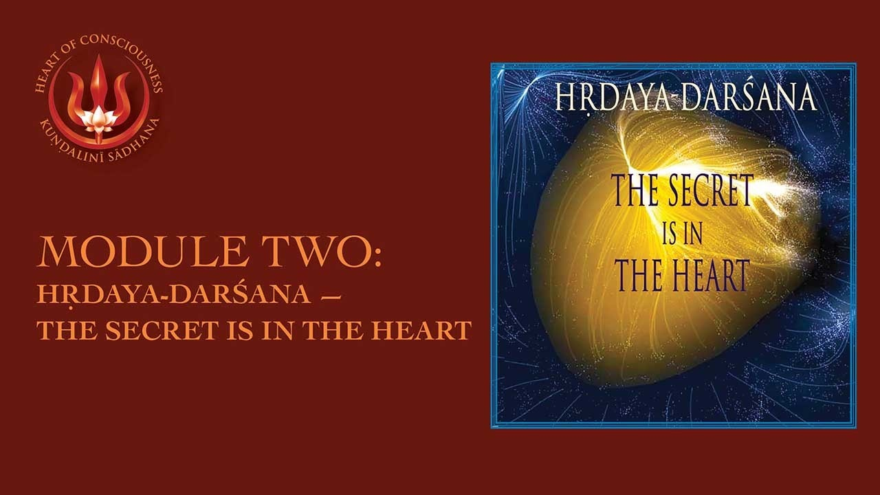S5dqvbygqwepbyhvh06a module 2 the secret is in the heart