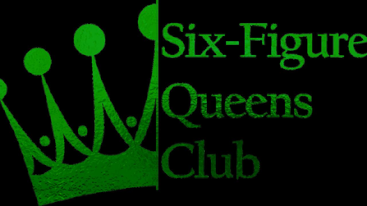 Pmbrorytacnyajnqlfyo six figure queens club final logo transparentartboard 14x
