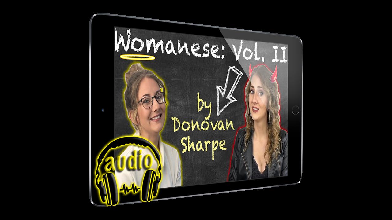 Ykjfv8tgrdsrtxcfqgir womanese vol 2 audio