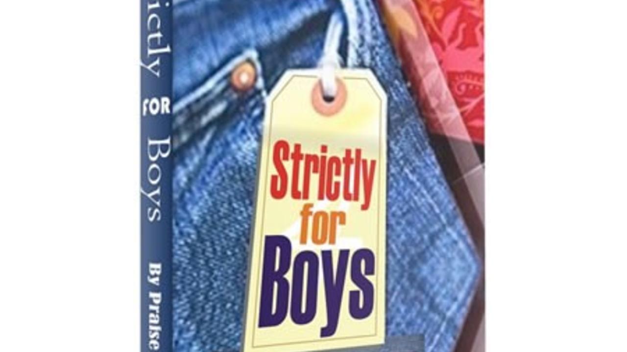 Qktzgpvgrmulyptdryod strictly for boys cover mini
