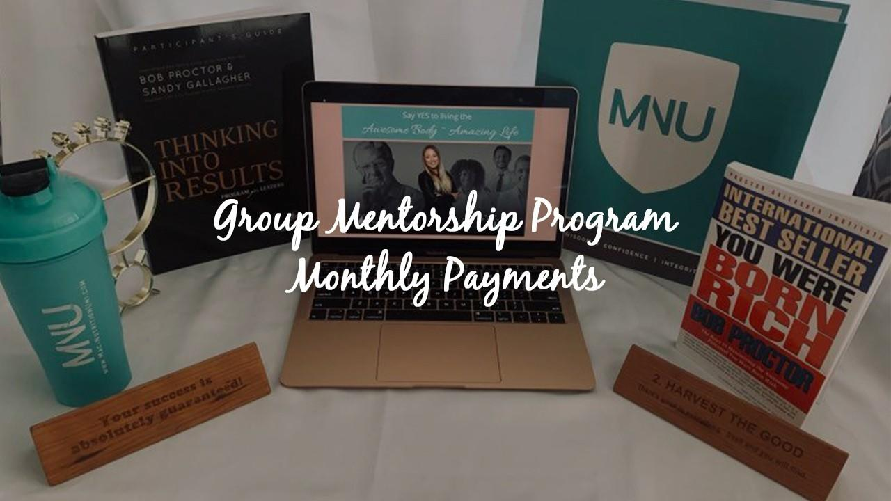 Zrrixjtkqfce29qg68w1 group mentorship monthly