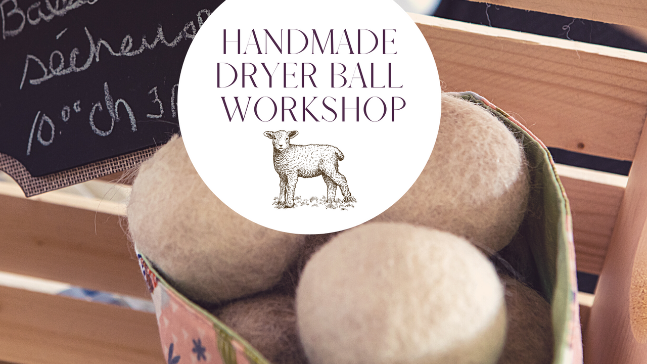 Sltr4gfntymlyfdd50vx copy of use wool from schoolhouse farm to create eco friendly dryer balls to enhance the efficiency of your dryer and eliminate the need for dryer sheets. includes material for 3 balls video tutorial 2 samples of pu
