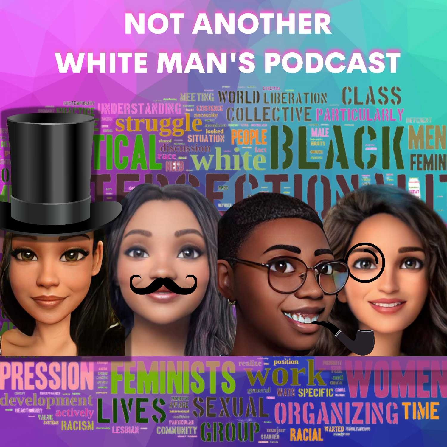 Not Another White Man's Podcast