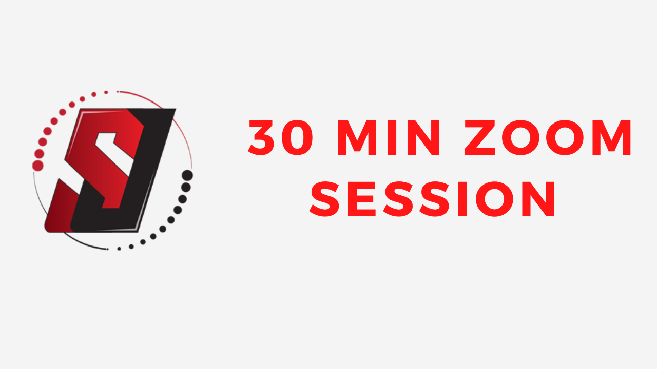 30 minute Accessibility Consulting via Zoom