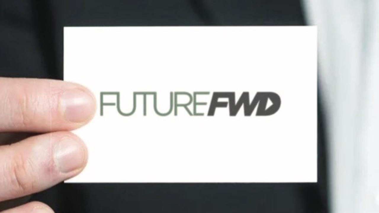 Da5txcbysguktnwhxeeb logo.futurefwd businesscardmock