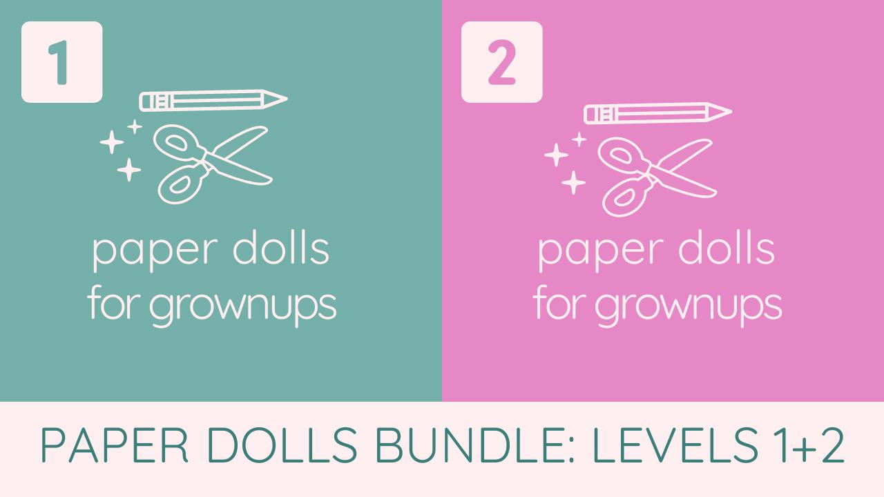 Mwcz7enuqnofa9ie3e4m mybodymodel paper dolls course bundle   levels 1 and 2