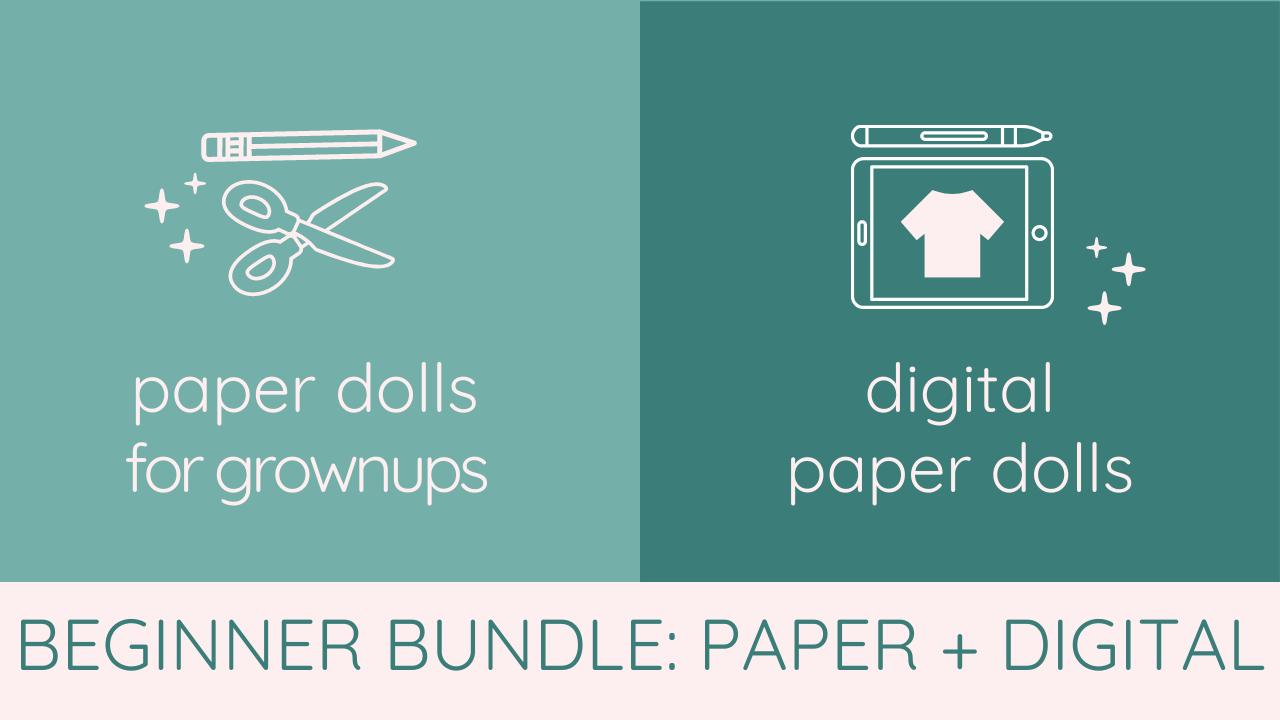 V6ssvjinqxqjicoh5nrk beginner bundle   paper and digital paper dolls mybodymodel illustrated style school