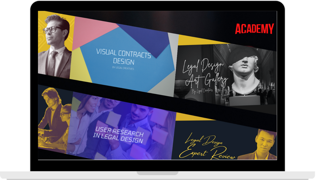 Sqeihmfpszmo7gumfrdf legal design mastery membership by legal creatives 60