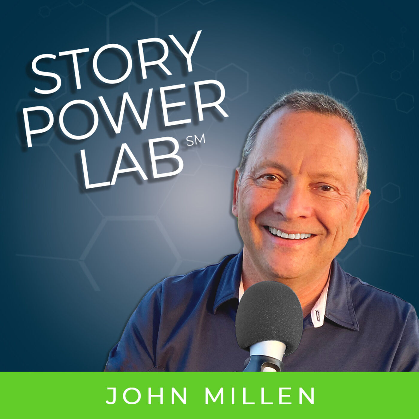 Story Power Lab with John Millen