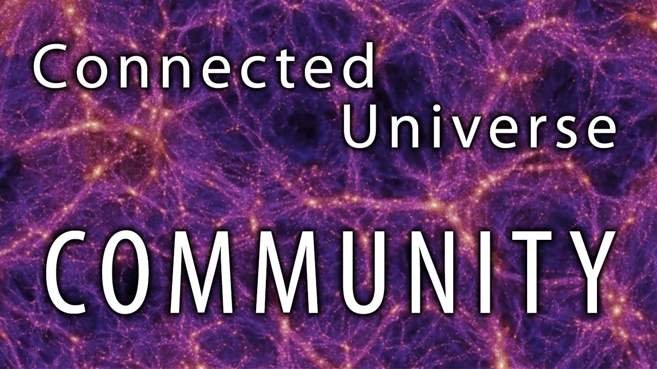Zkubl126tzuglxoqqngs connected universe community