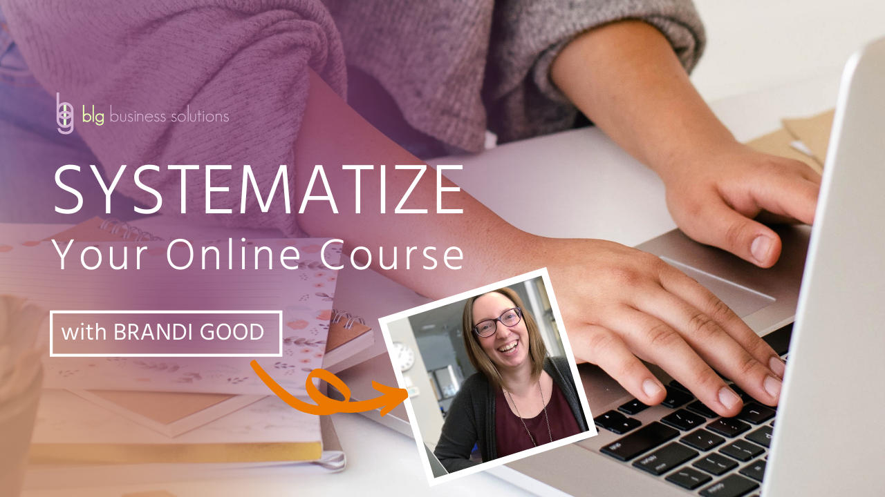 Bgvdeaqnr2wnvhjvre1t systematize your online course