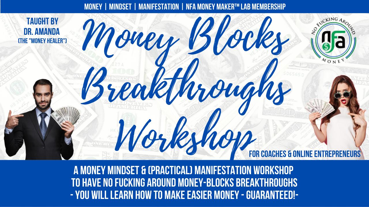 Ym84cbcksjm9owewgsde offer money blocks breakthroughs workshop