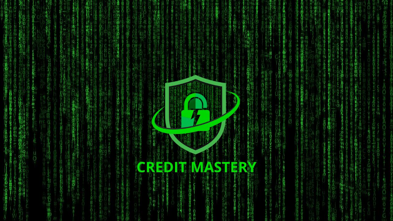 6msisnusssivbaofkltr credit mastery