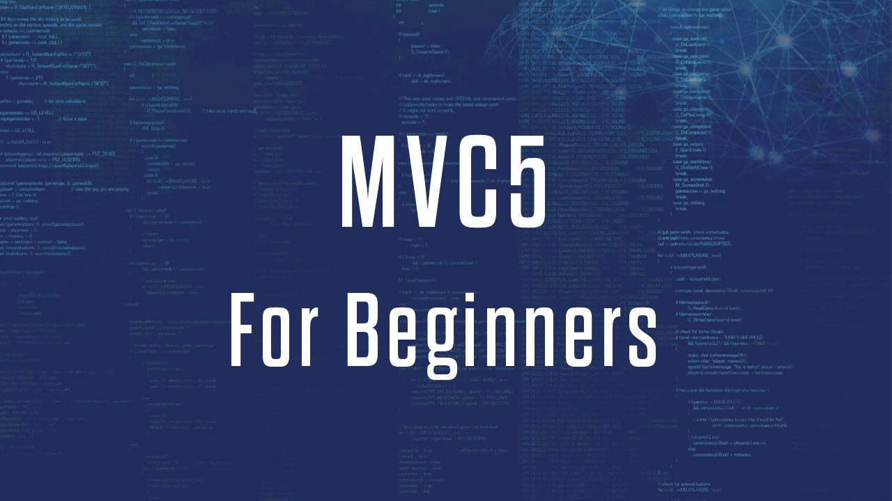 Emn6v7irvi14jqz5yqgf mvc5 for beginners