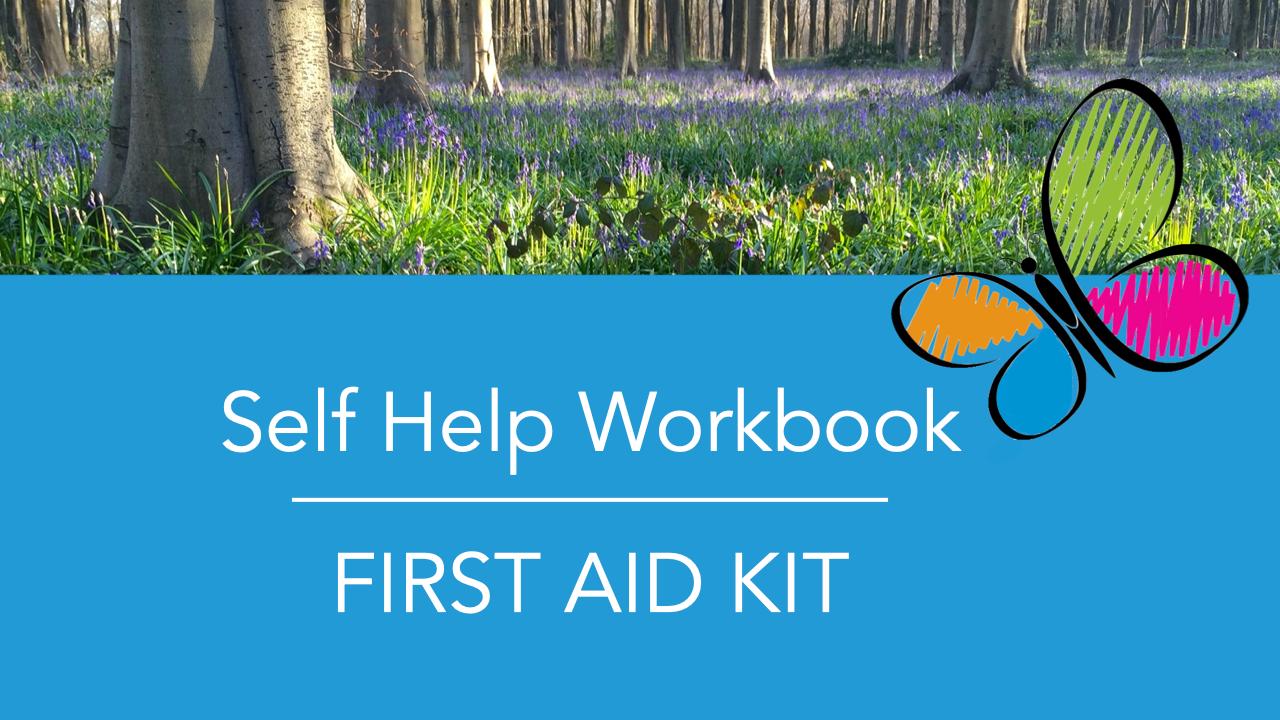 Xlxyythrrgbsrpzioznu flows for life workbook first aid kit