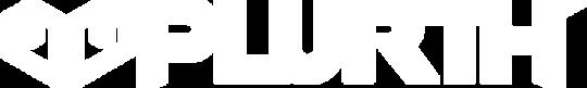 T2dps25lsgceejbskcox plurth logo 2018 update white smaller