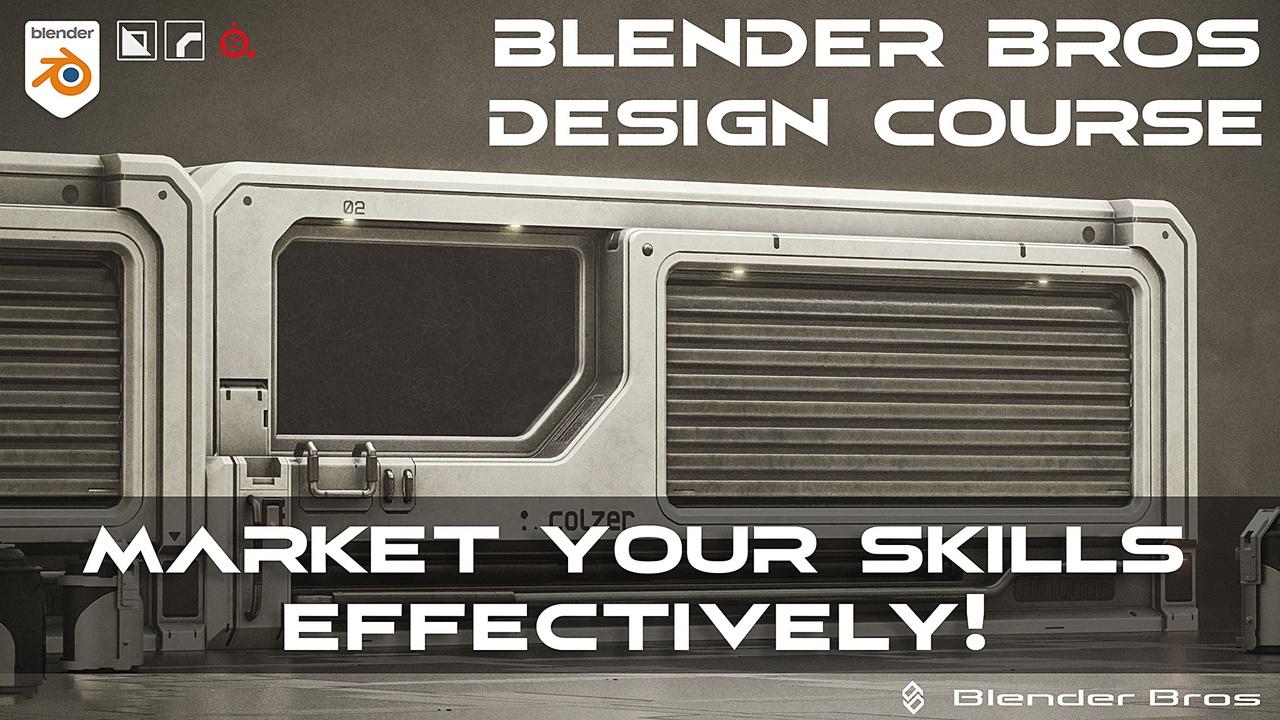 3r7houugrwav4ptyhupq blender bros design course 2048   market your skills