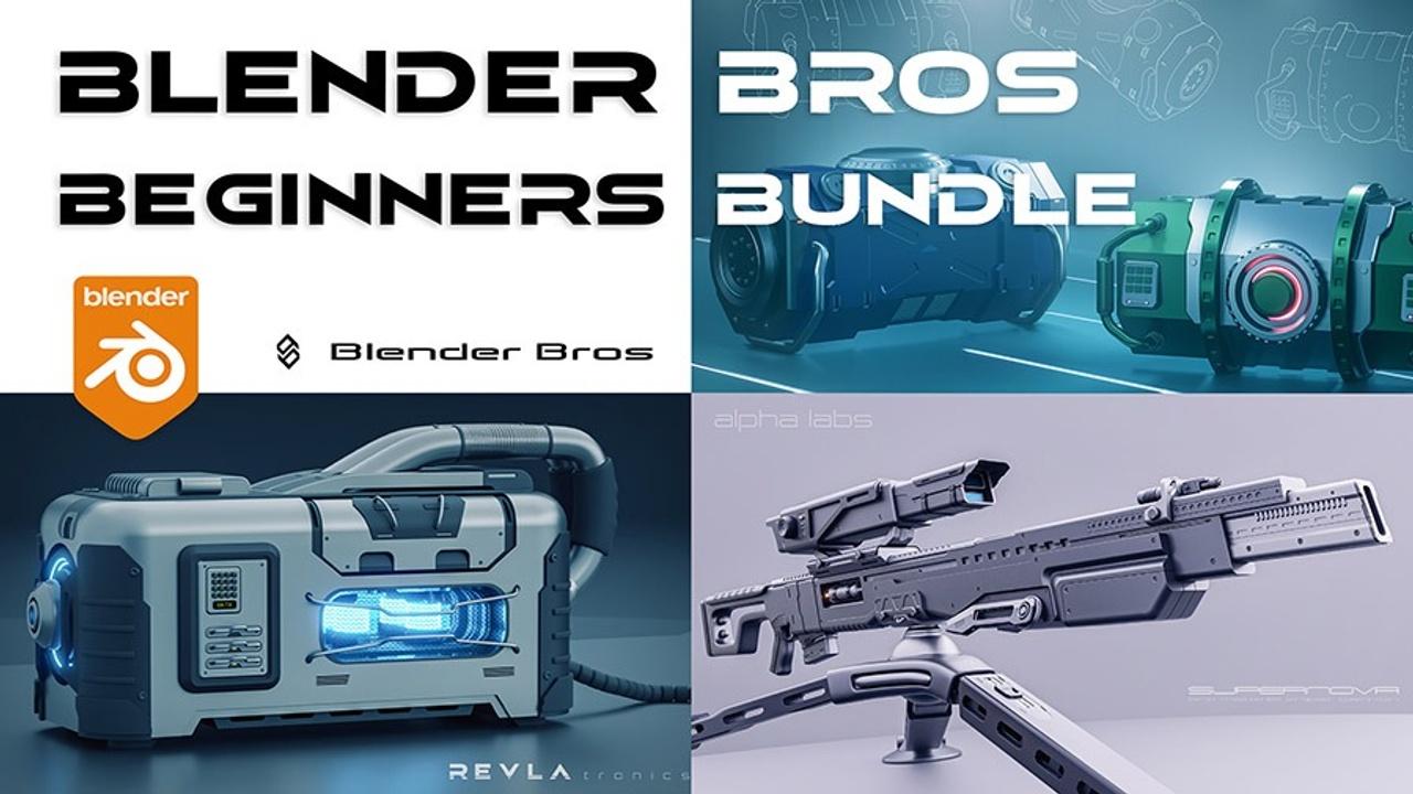 Vfalsrrqs6eklkivqdkk blender bros beginners bundle 900