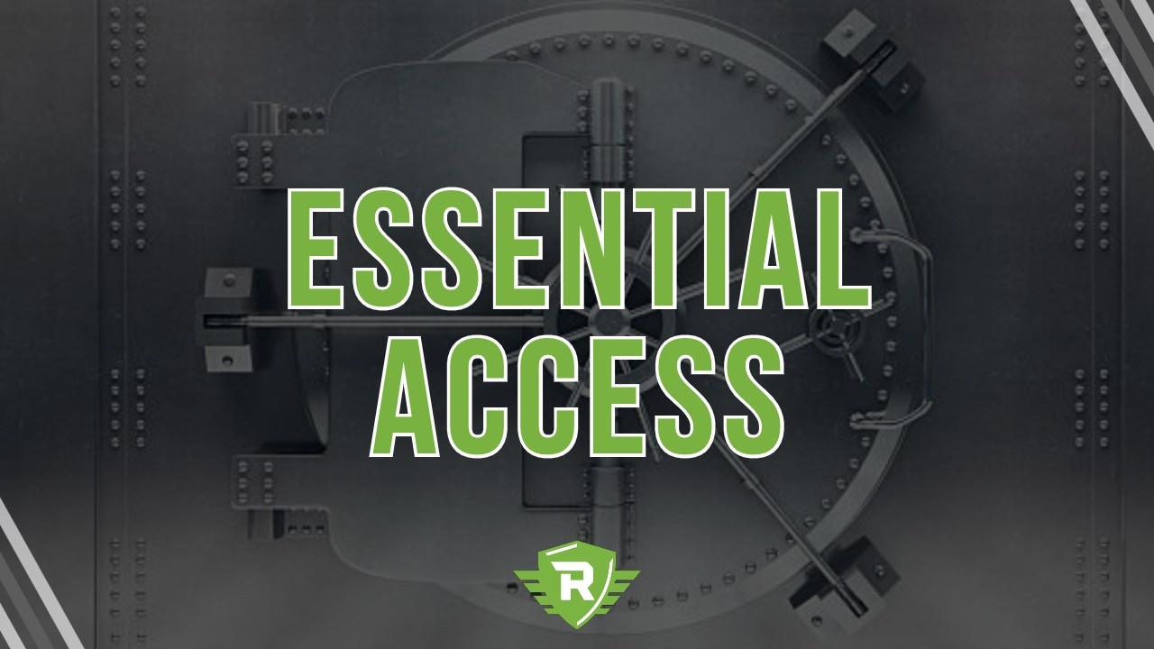 X5jerfrrvmo7mvrvcjpa essential access