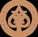 Isnqvgwotxqzlcacwyyo logo bronze