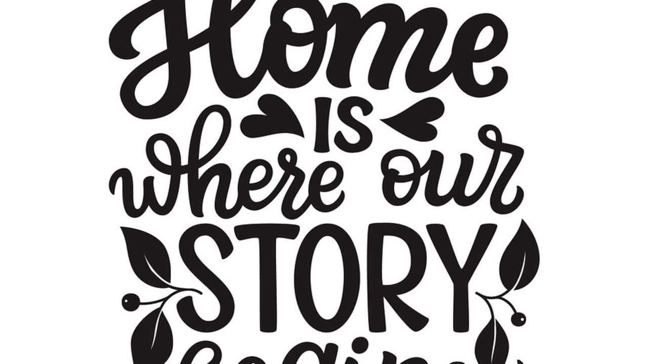 Zo8oxtpksjetioi5gpoj bigstock home is where our story begins 273830668