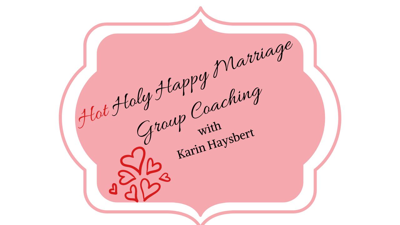 71f3leunqqexhjidteoz hot holy happy marriage group coaching logo
