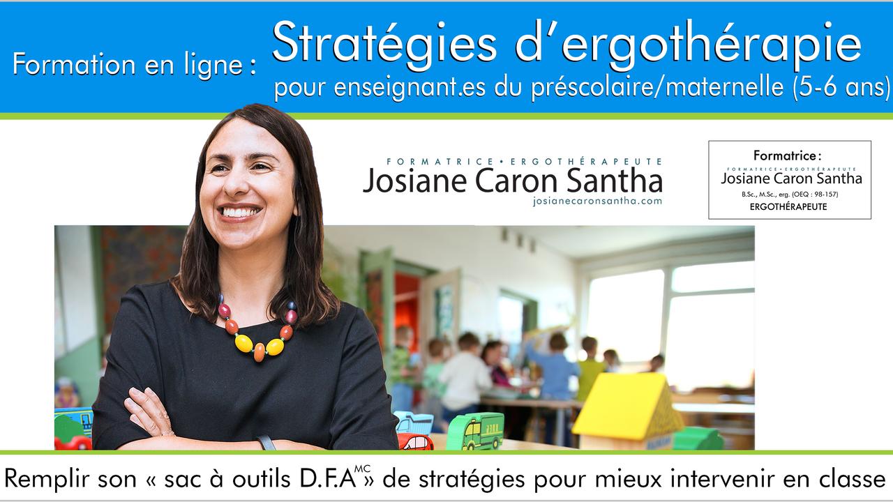 Lhow9s1lqks9lwdnm0s8 blanc   2021 strategies ergotherapie enseignants 5 6 josiane caron santha