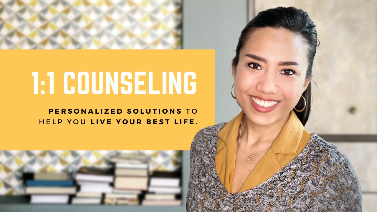 Xcoiaiusyafygcuy2eyv 1 to 1 counseling 60 min with trish lee