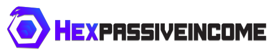 Sgbjevkrtysppblltu8q official hex passive income logo