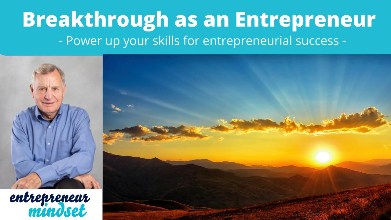 Gknravffsxqjszltwetr breakthrough as an entrepreneur