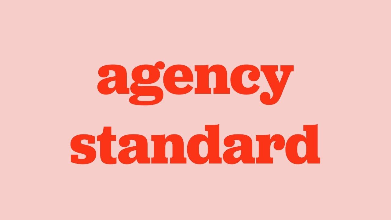 Amu9gbytemyfuigs72ig agency standard