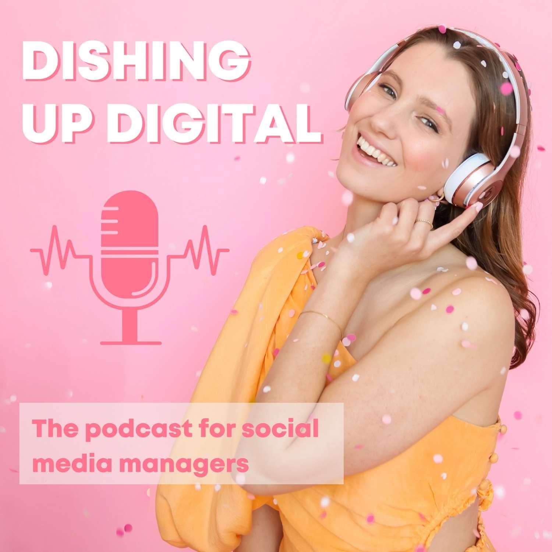 Dishing Up Digital with Ellen Mackenzie